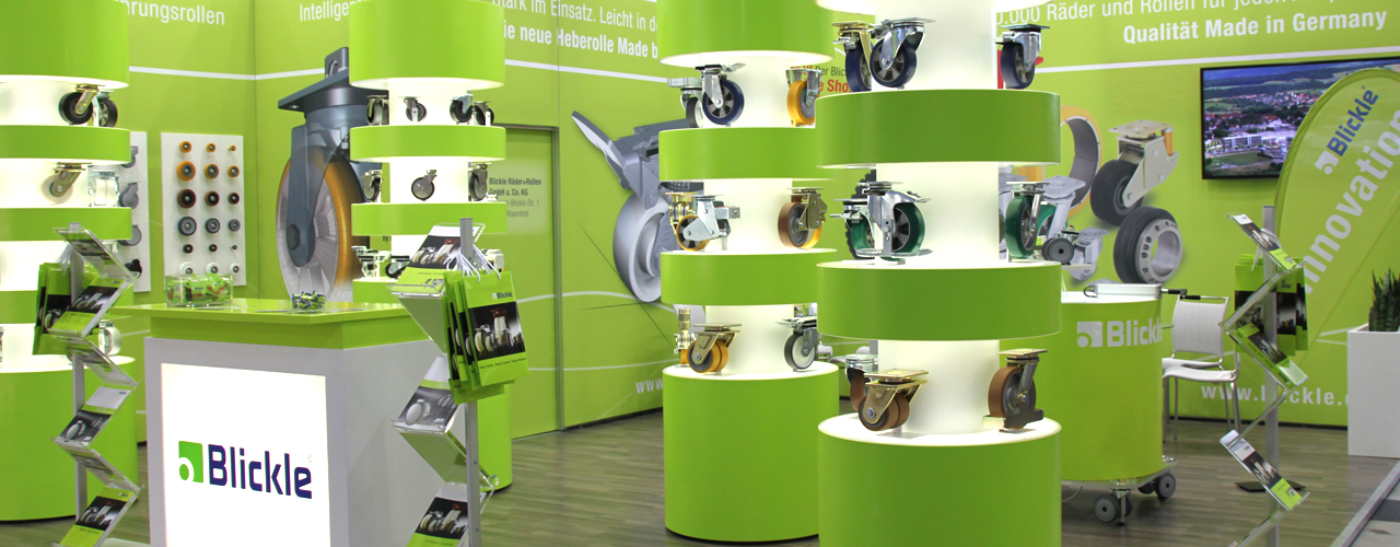 Trade-fair-wheels-castors-Blickle